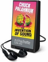 Imagen de portada para The invention of sound [Playaway]