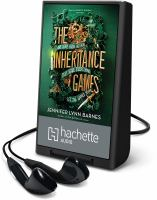 Imagen de portada para The inheritance games. bk. 1 [Playaway] : Inheritance games series