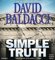 Cover image for The simple truth [sound recording CD]