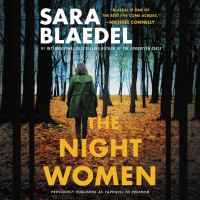 Cover image for The night women. bk. 4 [sound recording CD] : Louise Rick series