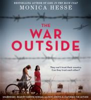Cover image for The war outside [sound recording CD]