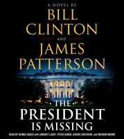 Cover image for The president is missing A Novel.