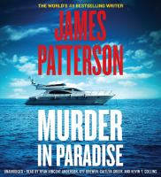 Cover image for Murder in paradise [sound recording CD] : three thrillers