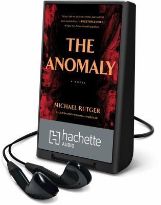 Imagen de portada para The anomaly [Playaway] : a novel