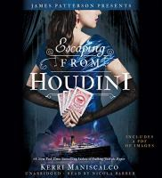 Cover image for Escaping from houdini Stalking Jack the Ripper Series, Book 3.
