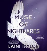 Cover image for Muse of nightmares. bk. 2 Strange the dreamer series