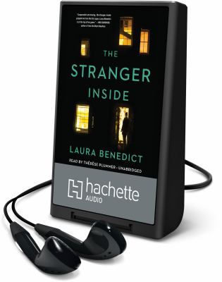 Cover image for The stranger inside [Playaway] : a thriller