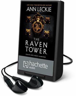Cover image for The raven tower [Playaway]