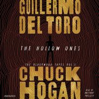 Cover image for The hollow ones. bk. 1 [sound recording CD] : Blackwood tapes series