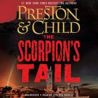 Cover image for The scorpion's tail. bk. 2 [sound recording CD] : Nora Kelly series