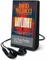 Imagen de portada para Daylight. bk. 3 [Playaway] : Atlee Pine series