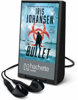 Cover image for The bullet. bk. 27 [Playaway] : Eve Duncan series