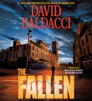 Cover image for The fallen Amos Decker Series, Book 4.
