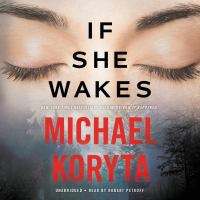 Cover image for If she wakes [sound recording CD]