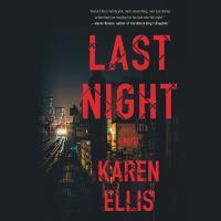 Imagen de portada para Last night Searchers Series, Book 2.