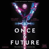 Cover image for Once & future [sound recording CD]