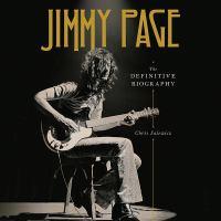 Imagen de portada para Jimmy Page [sound recording CD] : the definitive biography