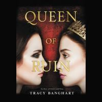 Cover image for Queen of ruin. bk. 2 [sound recording CD] : Grace and fury series