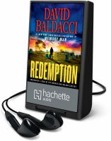 Cover image for Redemption. bk. 5 {Playaway] : Amos Decker series