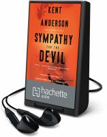 Cover image for Sympathy for the devil. bk. 1 [Playaway] : Hanson series