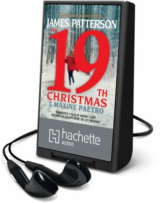 Cover image for The 19th Christmas. bk. 19 [Playaway] : Women's Murder Club series