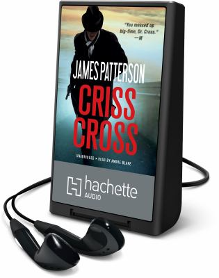 Cover image for Criss cross. bk. 27 [Playaway] : Alex Cross series