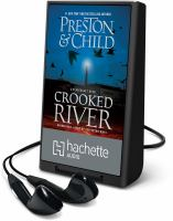 Imagen de portada para Crooked River. bk. 19 [Playaway] : Pendergast series
