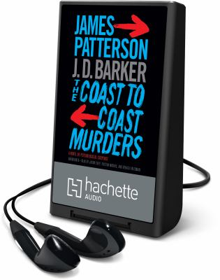 Imagen de portada para The coast-to-coast murders [Playaway]
