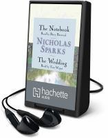 Imagen de portada para The notebook. bk. 1 [Playaway] ; The wedding
