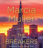Cover image for The breakers. bk. 34 [sound recording CD] : Sharon McCone series