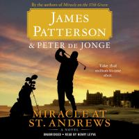 Cover image for Miracle at St. Andrews. bk. 3 [sound recording CD] : Travis McKinley series
