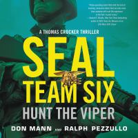 Cover image for Hunt the viper. bk. 7 [sound recording CD] : SEAL Team Six series