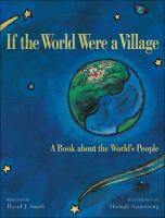 Cover image for If the world were a village : a book about the world's people