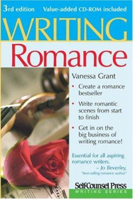 Cover image for Writing romance