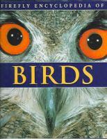 Imagen de portada para Firefly encyclopedia of birds