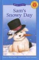 Cover image for Sam's snowy day
