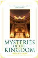 Cover image for Mysteries of the kingdom