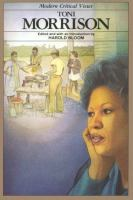 Cover image for Toni Morrison : Modern critical views series