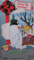 Cover image for Frosty the snowman