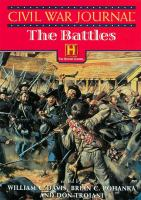 Imagen de portada para Civil War journal