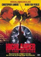 Imagen de portada para Highlander : the final dimension [videorecordingi DVD]