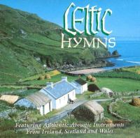 Cover image for Celtic hymns