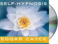 Cover image for Self-hypnosis