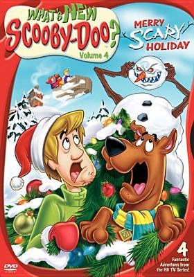 Cover image for What's new Scooby-Doo? Vol. 4 : Merry scary holiday