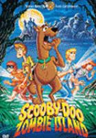 Cover image for Scooby-Doo on Zombie Island