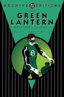 Cover image for The Green Lantern archives, v. 1 : DC archive editions series