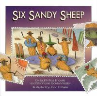 Cover image for Six sandy sheep