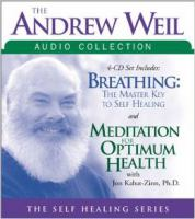 Cover image for Meditation for optimum health Self healing series