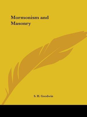 Cover image for Mormonism and masonry