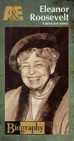 Cover image for Eleanor Roosevelt a restless spirit